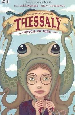 The Sandman presents: Thessaly Witch for Hire