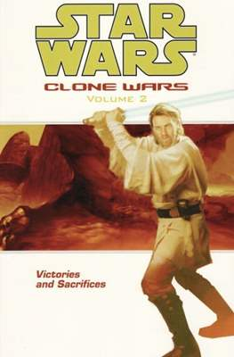 Star Wars: Clone Wars (Softcover) #2