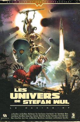 Les Univers de Stephan Wul. The making of