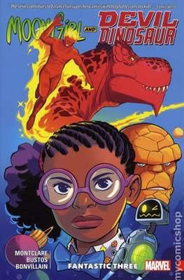 Moon Girl and Devil Dinosaur (Softcover) #5