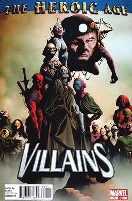 The Heroic Age: Villains