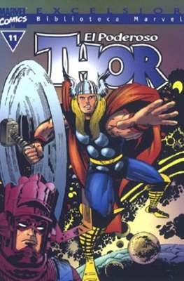 Biblioteca Marvel: El Poderoso Thor (2001-2004) (Rústica 160 pp) #11