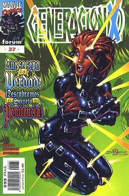 Generación-X Vol. 2 (1996-2000) (Grapa 24 pp) #37