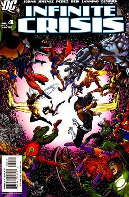 Infinite Crisis (Comic-Book) #4