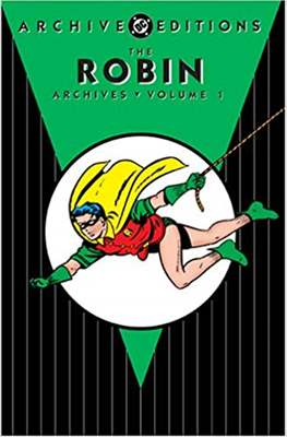 DC Archive Editions. The Robin