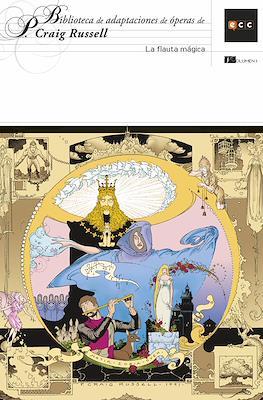 Biblioteca de adaptaciones de óperas de P. Craig Russell (Cartoné 144 pp) #1