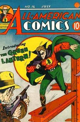 All-American Comics (Comic Book) #16