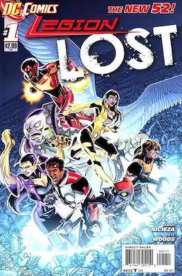 Legion Lost Vol. 2 (Comic Book) #1