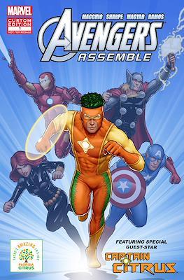 Avengers Assemble - Featuring Special Guest-Star Captain Citrus