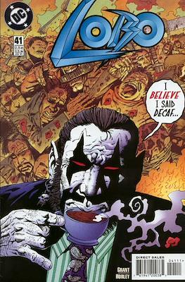Lobo Vol. 2 (1993 - 1999 Grapa) #41
