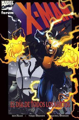 X-man. El dia de todos los santos