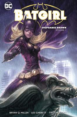 Batgirl - Stephanie Brown