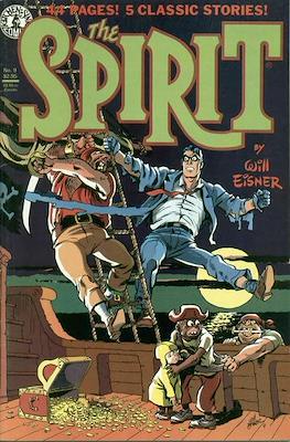 The Spirit (1983-1992) (Comic book. 32 pp) #9