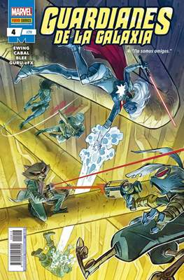 Guardianes de la Galaxia (2013-) #79/4