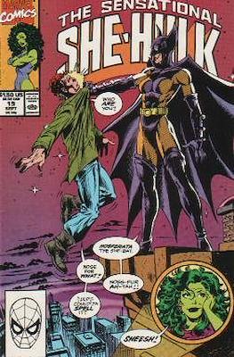 Sensational She-Hulk (1989-1994) #19