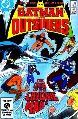 Batman and the Outsiders (1983-1987) (Comic Book) #6