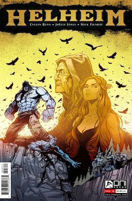 HelHeim (Comic book) #3