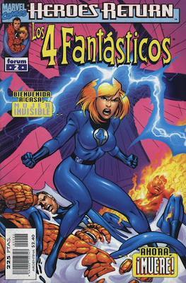 Los 4 Fantásticos Vol. 3 (1998-2001). Heroes Return (Grapa 24-48 pp) #2