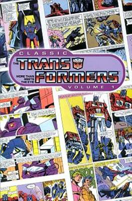 Classic The Transformers (Softcover) #1