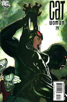 Catwoman Vol. 3 (2002-2008) (Comic Book) #75