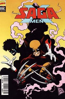 X-Men / X-Men Saga (Broché) #18