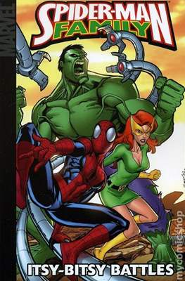 Spider-Man Family (Softcover 96-104 pp) #3