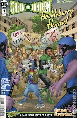 Green Lantern Huckleberry Hound Special