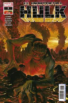 El Increíble Hulk Vol. 2 / Indestructible Hulk / El Alucinante Hulk / El Inmortal Hulk (2012-) (Comic Book) #82/7