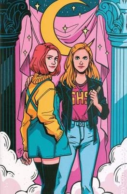 Buffy The Vampire Slayer (2019- Variant Cover) (Comic Book 32 pp) #16.2