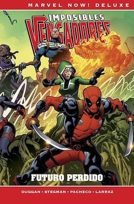 Imposibles Vengadores. Marvel Now! Deluxe (Cartoné 344-384 pp) #4