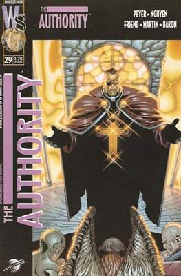 The Authority Vol. 1 (2000-2003) (Grapa 28 pp) #29