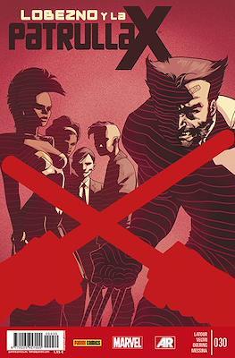 Lobezno y la Patrulla-X / Spiderman y La Patrulla-X (2012-2015) (Grapa.) #30