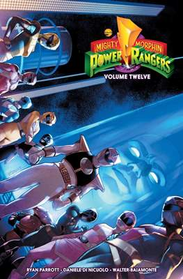Mighty Morphin Power Rangers (Softcover) #12