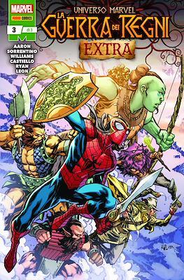 Universo Marvel: La Guerra dei Regni Extra #3