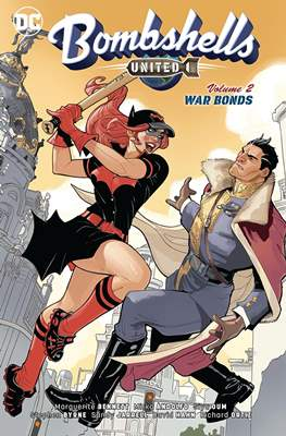 Bombshells United (2017) (Softcover 144-160 pp) #2