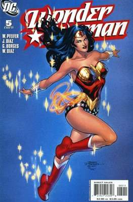 Wonder Woman Vol. 3 (2006-2011) (Comic Book) #5