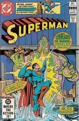 Superman Vol. 1 / Adventures of Superman Vol. 1 (1939-2011) (Comic Book) #370