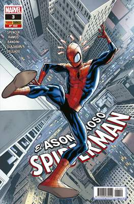 Spiderman Vol. 7 / Spiderman Superior / El Asombroso Spiderman (2006-) (Rústica) #152/3