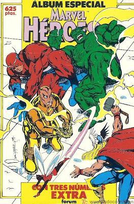 Marvel Héroes. Álbum especial (Retapado.Rústica) #2