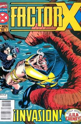Factor-X Vol. 1 (1988-1995) (Grapa 32 pp) #93