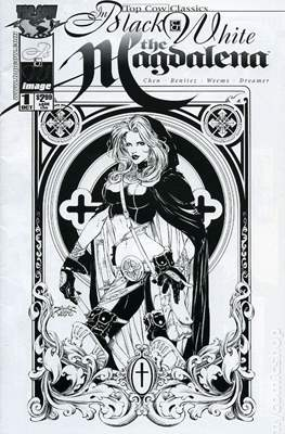 Top Cow Classics in Black & White The Magdalena #1