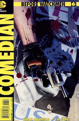 Before Watchmen: Comedian (Grapa) #6