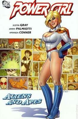 Power Girl Vol. 2 (2009-2011) (Softcover) #2