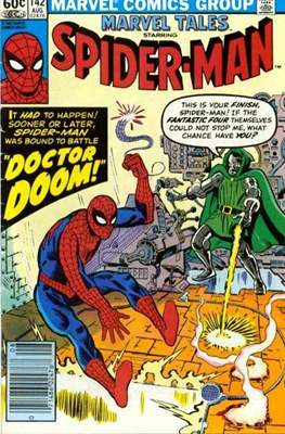 Marvel Tales (Comic Book) #142