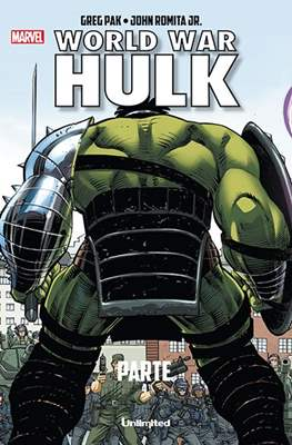 World War Hulk (Rústica) #4