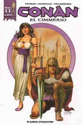 Conan el Cimmerio (Grapa 24-48-72 pp) #11