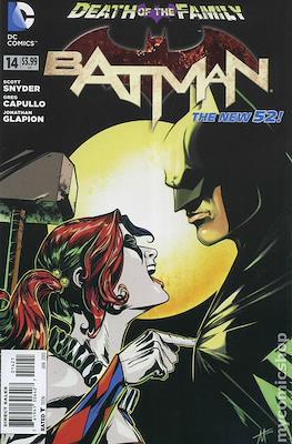 Batman Vol. 2 (2011-2016 Variant Covers) (Comic Book) #14