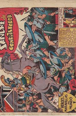Heroes y Maravillas del Mundo (Grapa (1954)) #1