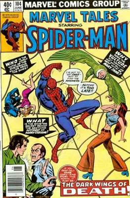 Marvel Tales (Comic Book) #104