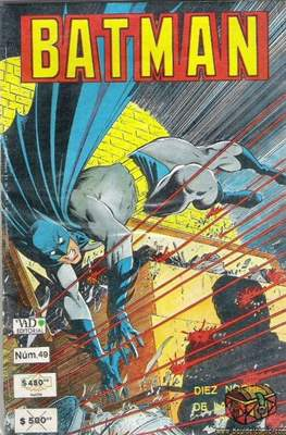 Batman (1987-2002) (Grapa) #49